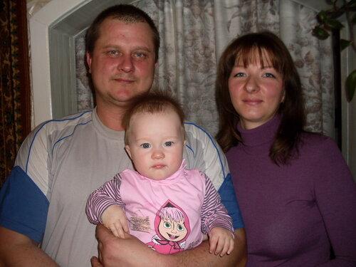 Семья Некрасовых