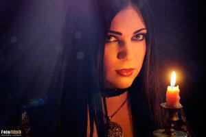 Ведьма (брюнетка, ведьма)
