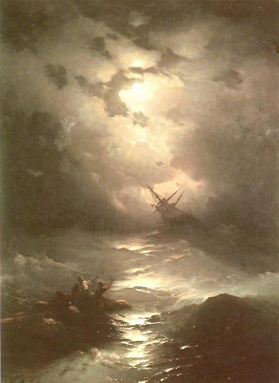 Айвазовский. Буря на Северном море.jpg