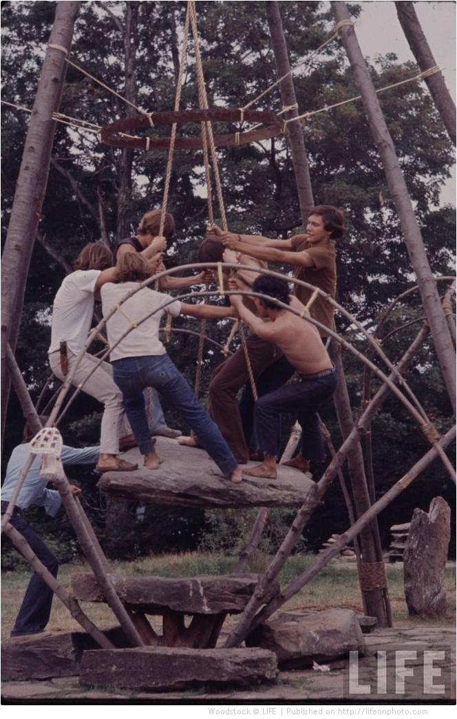 Woodstock Music & Art Fair 1969 год