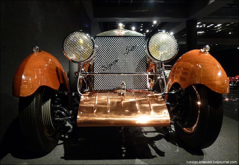 Автомобильный музей Blackhawk