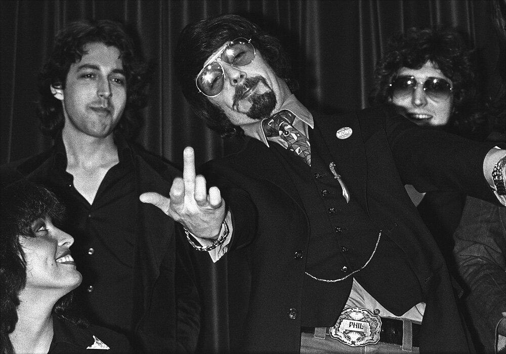 Phil Spector 1976