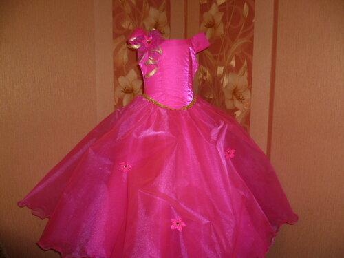 Платье для девочки сшить в ателье 61