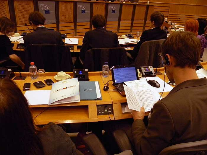 молодежный форум в Брюсселе