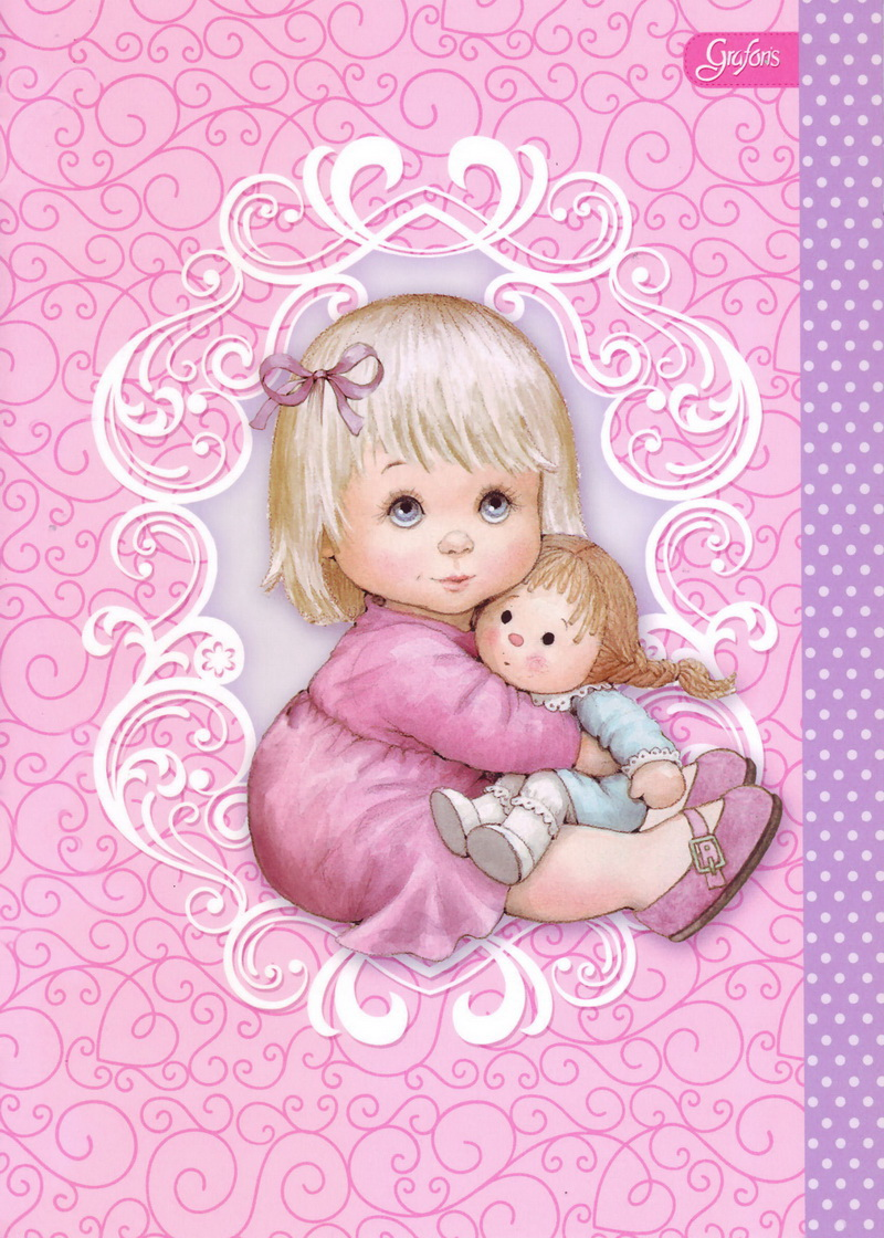 Детские фото на открытку