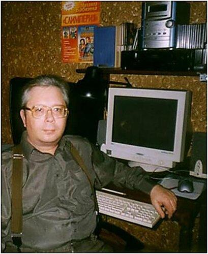 Бабкин Михаил Александрович.