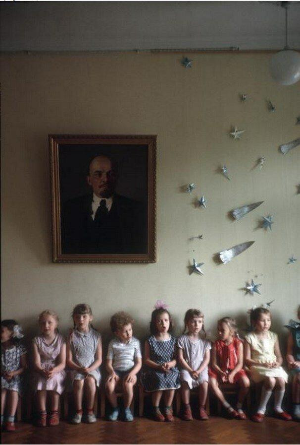Москва. Детский сад