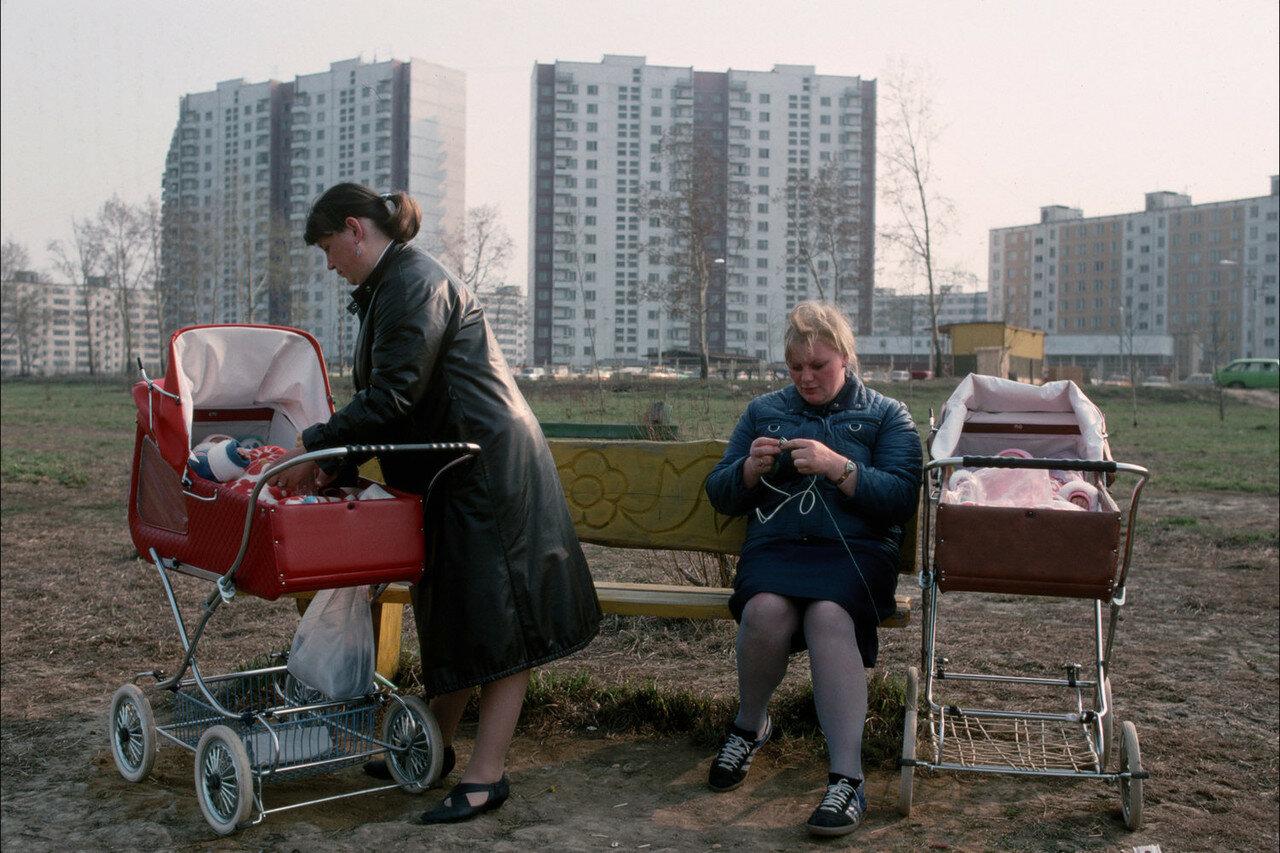 1992. Москва