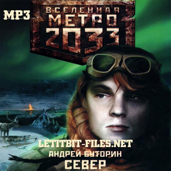 Аудиокнига - Андрей Буторин. Вселенная Метро 2033. Север