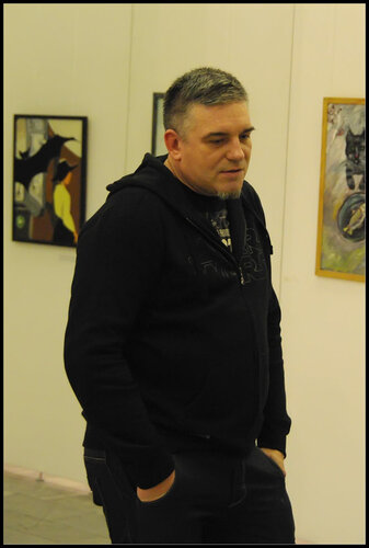 Санкт-Петербург. Манеж. 12 января 2012.