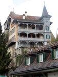 Старинный дом в Швейцарии