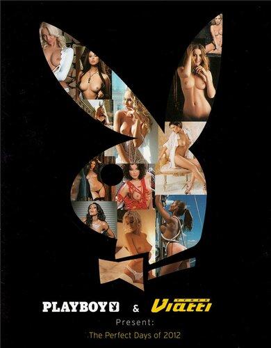 календарь журнала Playboy на 2012 год
