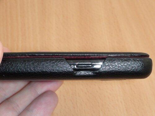 Galaxy S II с чехлом Classic baron (5)