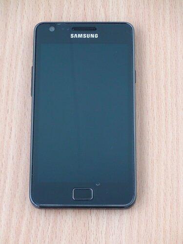 Samsung GALAXY S II. Внешний вид