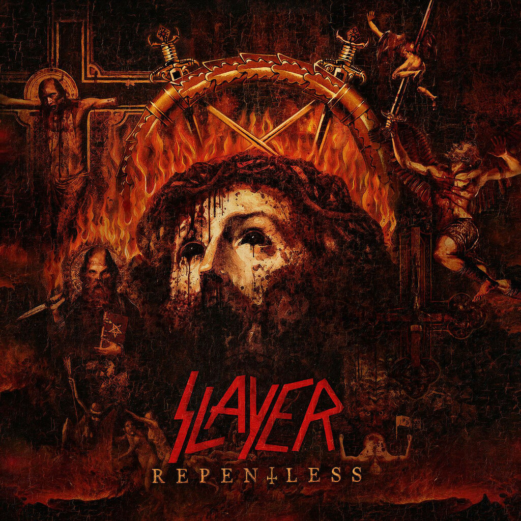 Slayer - 2015 - Repentless