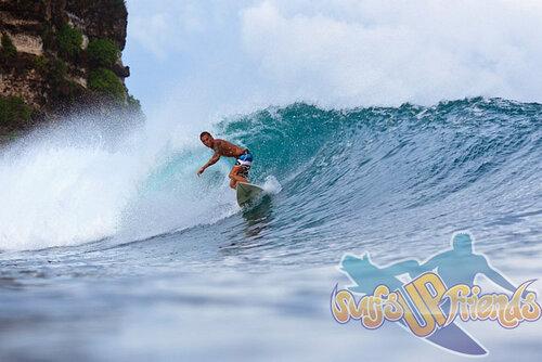 SurfsUpFriends на Бали