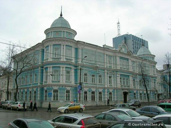 Пермь. Дом Тупицыных (1888 г.)