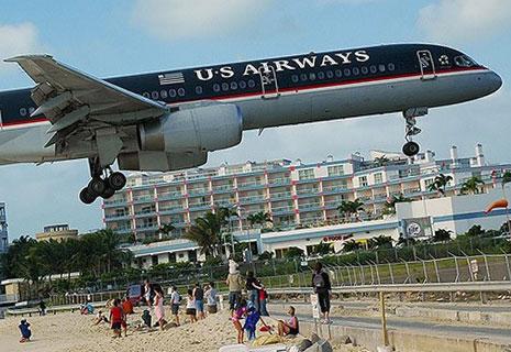 Рейтинг Самые опасные аэропорты мира (фото 23)