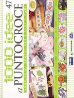 Журнал 1000 Idee a Puntocroce №47 2012 jpg 77Мб