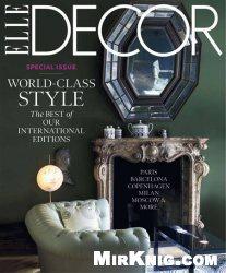 Журнал ELLE Decor №1-2 2013