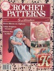 Журнал Книга Crochet Patterns № 5-6 1990