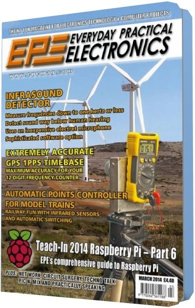 Книга Журнал: Everyday Practical Electronics №3 (март 2014) [En]