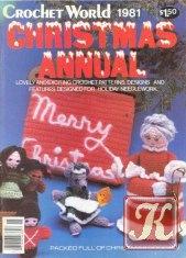 Книга Crochet World №1-6 (+ 4 спецвыпуска) 1981