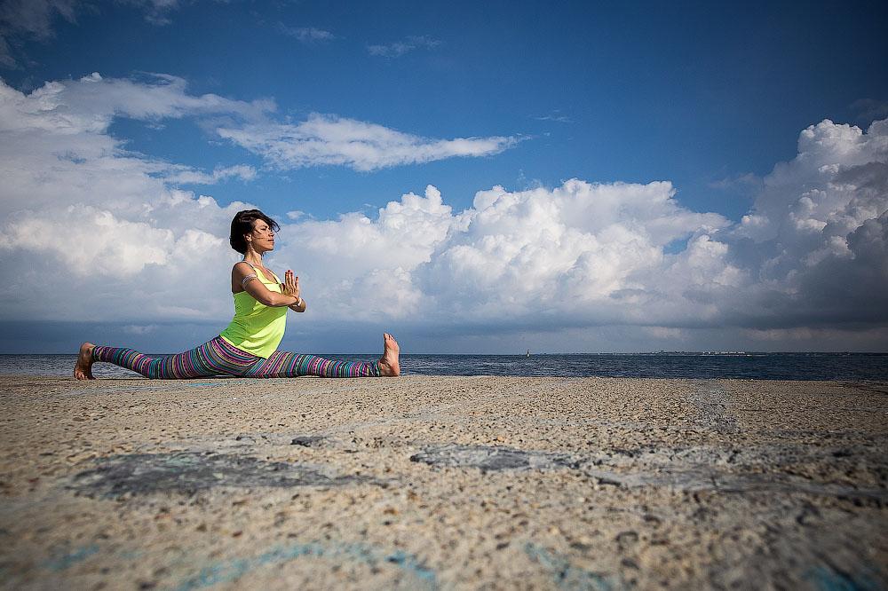 Йога в Анапе. Клубы и занятия. фото