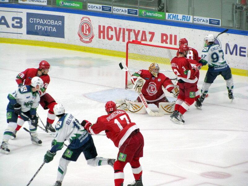 Витязь-Югра (Фото).