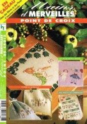 Журнал Mains & Merveilles Point de Croix №42