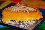 Торт с морковным суфле