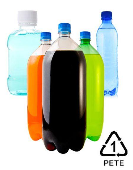 Изучаем пластиковую бутылку для воды