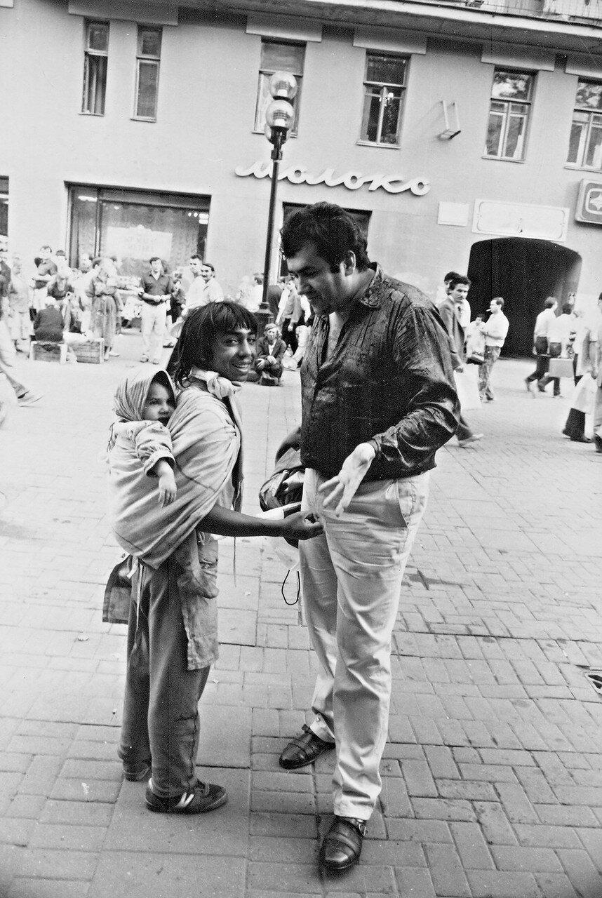 Арбат, 1990-е
