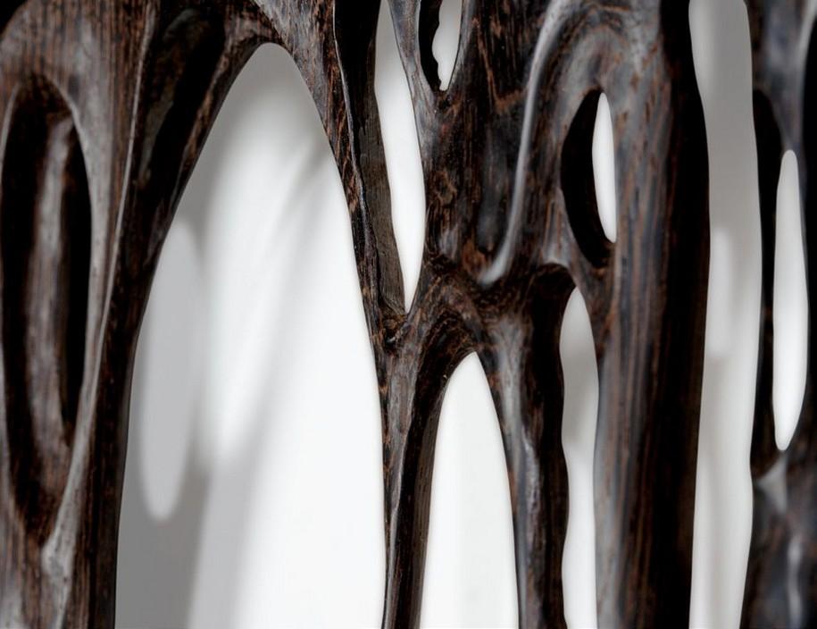 DURAMEN - плавленое дерево для вашего интерьера