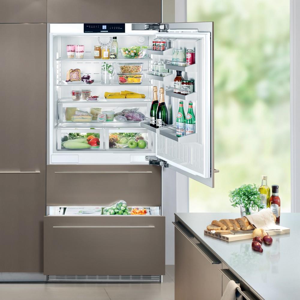 Холодильники Liebherr с большой морозилкой - Краснодар
