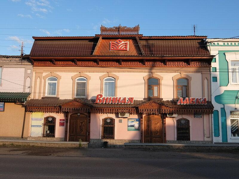 Мариинск - Винная лавка