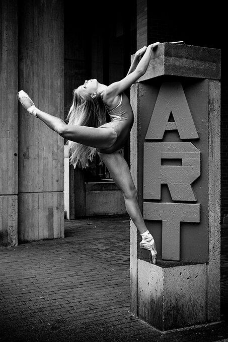 Балетная фотография Vihao Pham
