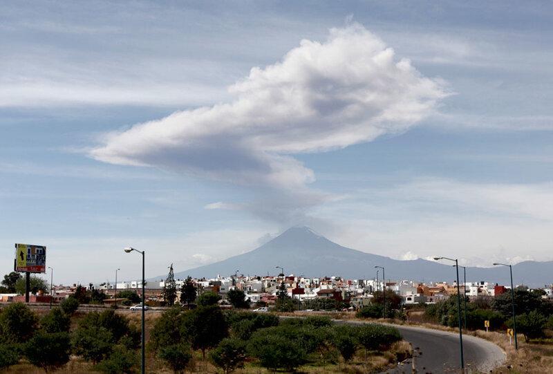 Год извержения вулканов