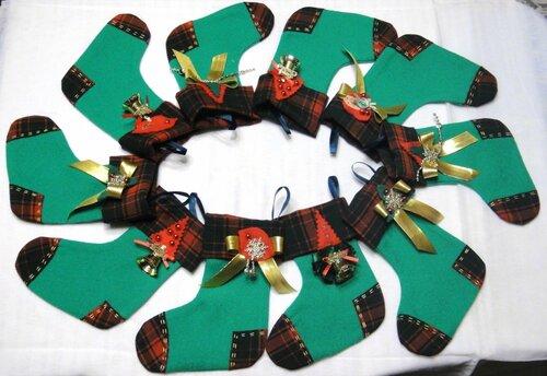сапожки рождественские 2