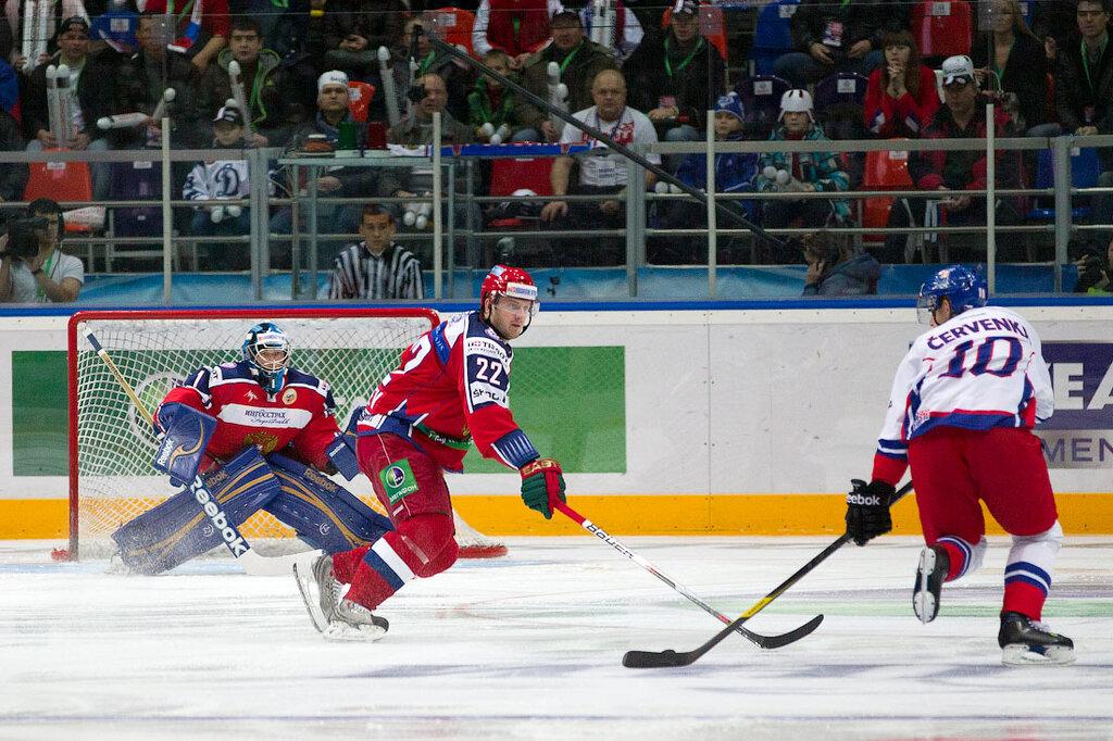 Россия: Кубок Первого канала