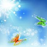 Abstract Flower Backgrounds 24 [преобразованный]
