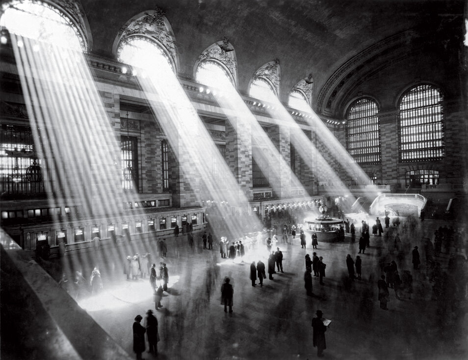 Grand Central Terminal, 1929.