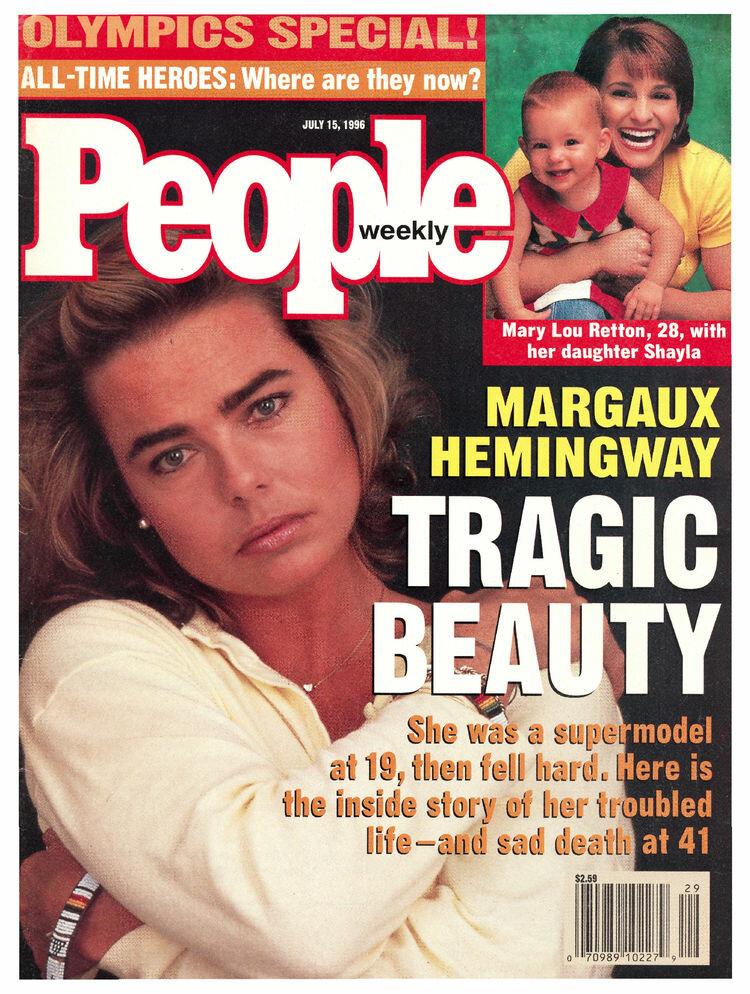 Margo Hemingway