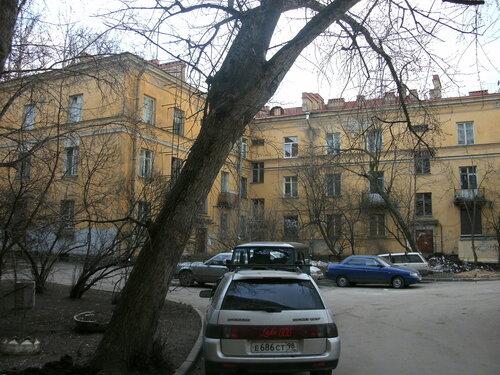 Елецкая ул 13/Костромской пр. 30