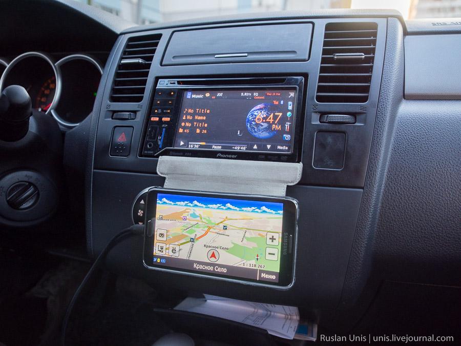 Компьютеры и планшеты в автомобиле