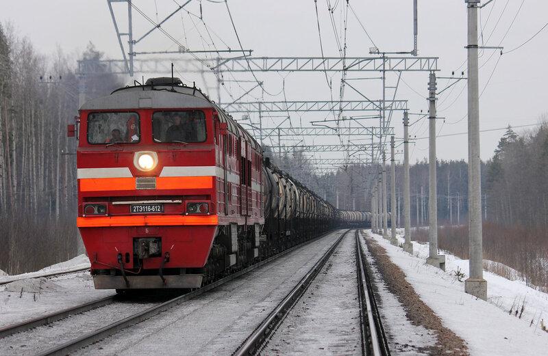 2ТЭ116-612 ТрансОйл