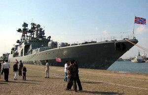 Отряд кораблей Тихоокеанского флота вернулся во Владивосток из дальнего похода