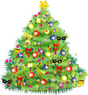 Сегодня в Якутске зажгутся огни первой в стране новогодней елки