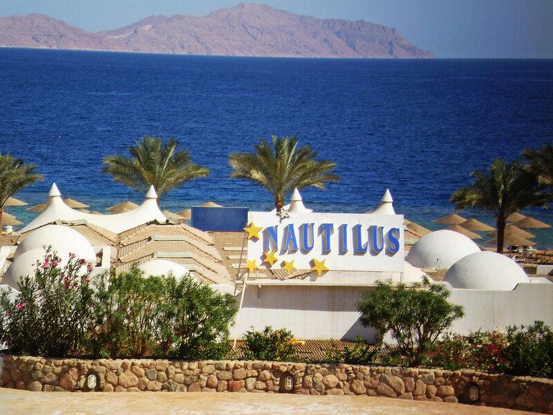 EGITO Sharm El Sheikh Hotel ... -Domina Coral Bay Aquamarine Beach 5 * -Fevereiro