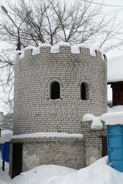 просто башня